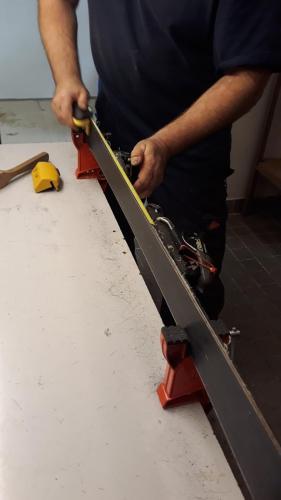 5 022 - příprava lyží na sezónu