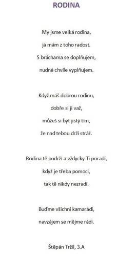 Báseň - Tržil Š.
