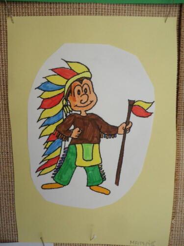 10 indiansky tyden ve sd