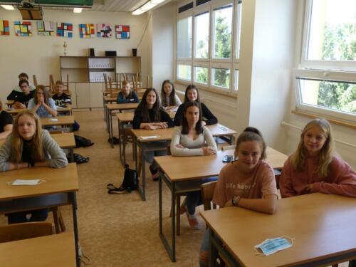 a042 prvni skolni den
